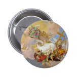 Glory of the New Born Christ by Daniel Gran 2 Inch Round Button