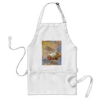 Glory of the New Born Christ by Daniel Gran Apron