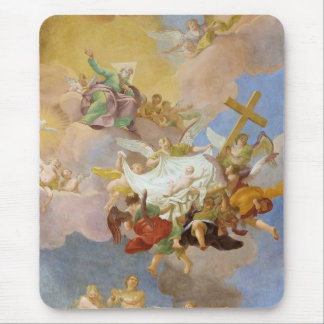 Glory of the New Born Christ by Daniel Gran Mouse Pad