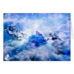 Glory of the New Jerusalem Greeting Cards