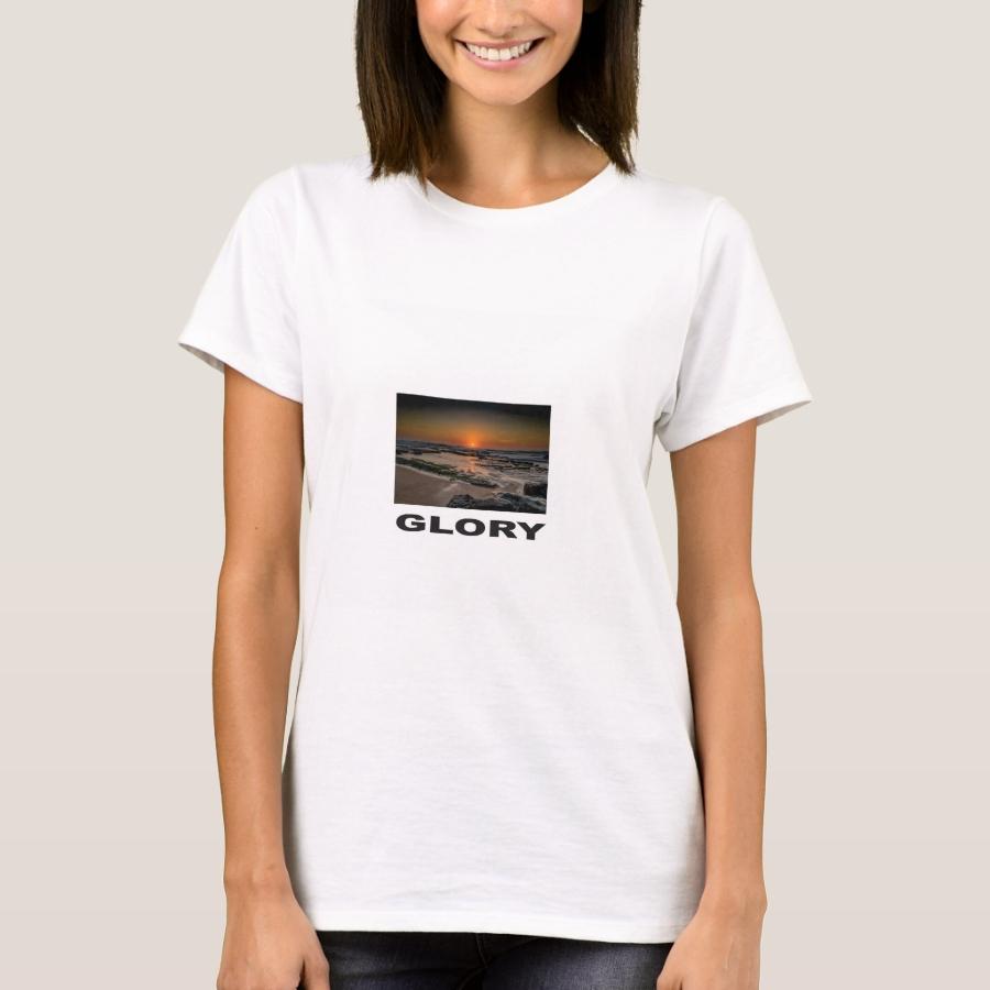 Glory of the ocean T-Shirt - Best Selling Long-Sleeve Street Fashion Shirt Designs