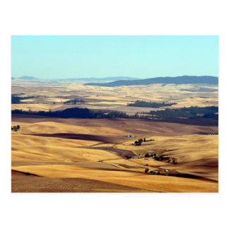 Glory of the Palouse Post Cards