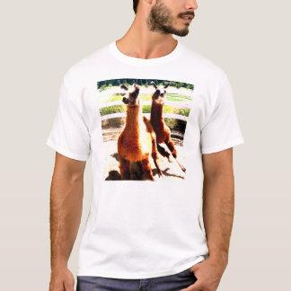 Glory Of The Trampling Llamas T-Shirt