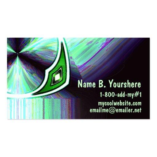 Glory Stone Business Card