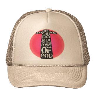 Glory to God Apparel Mesh Hats