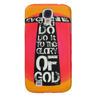 Glory to God Gifts & Greetings Galaxy S4 Case