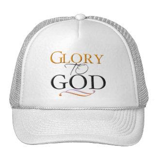 Glory to God Hat