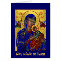 Glory to God in the Highest Cards