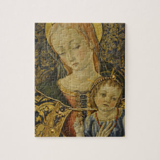GLORY TO JESUS AND MARY JIGSAW PUZZLE