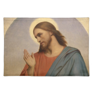 GLORY TO JESUS CHRIST PLACE MATS