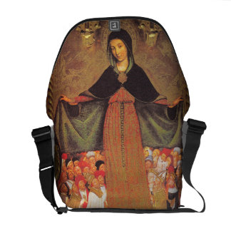 Glory To Our Lady Of Mercy Messenger Bag