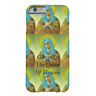 Glory To The Queen  Of Heaven iPhone 6 Case