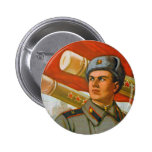 Glory to the Soviet Artillery Pins