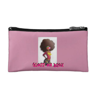 Gloss on Deck Bagette Cosmetic Bag
