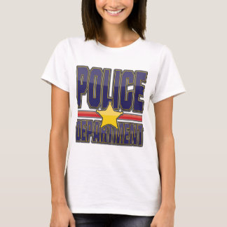 Gloss Police Department T-Shirt