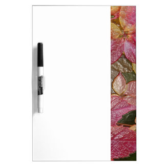 Glossy autumn leaves, Wax-Look 001.1.3 Dry-Erase Board