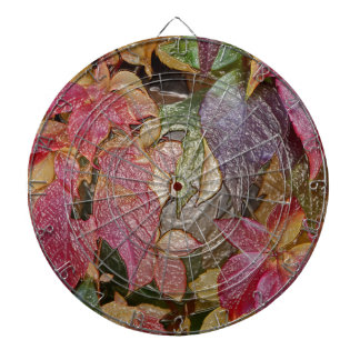 Glossy autumn leaves, Wax-Look 001.1 Dartboards