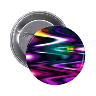 Glossy Color Waves Pins