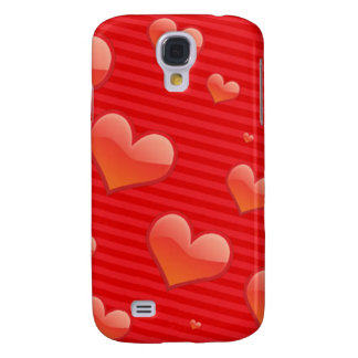 Glossy Glass Heart iPhone 3 Speck Case Galaxy S4 Case