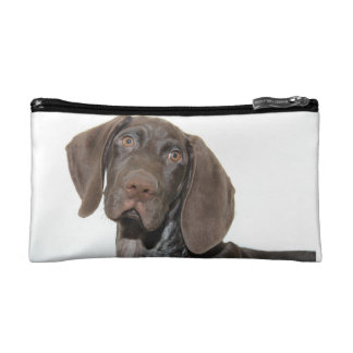 Glossy Grizzly Cosmetic Bags