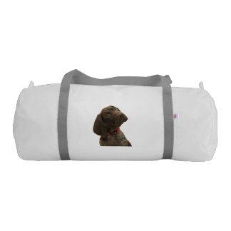 Glossy Grizzly Bag Gym Duffel Bag