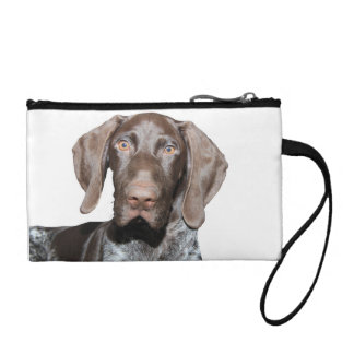 Glossy Grizzly Change Purse