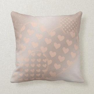 Glossy Heart American Mojo Pillow