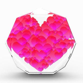Glossy Heart Award