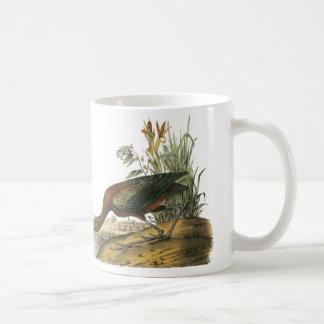 Glossy Ibis, John Audubon Coffee Mug