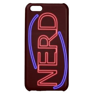 Glossy Nerd Iphone 5 case