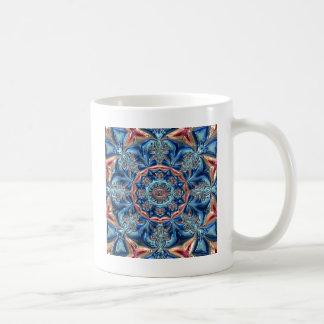 Glossy ornament mug