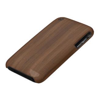 Glossy Wood Floor iPhone 3 Cases