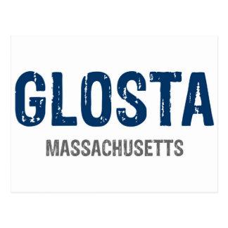 Glosta Gear Postcard
