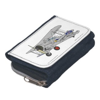 Gloster Gladiator (1937) Wallets