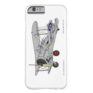 Gloster Gladiator-Squadron 73-1937 Barely There iPhone 6 Case