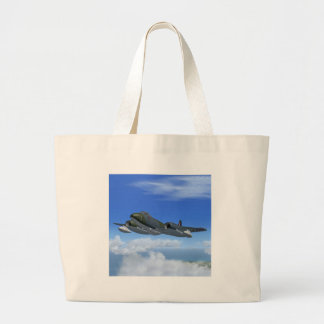 Gloster Meteor Jet Fighter Plane Canvas Bags