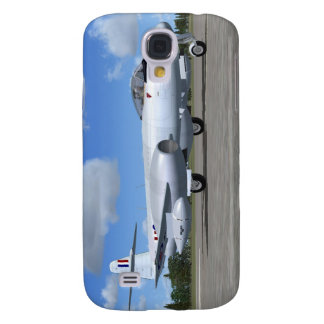 Gloster Meteor Jet Fighter Plane Galaxy S4 Case