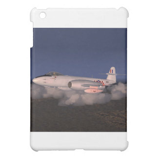 Gloster Meteor Jet Fighter Plane iPad Mini Cases