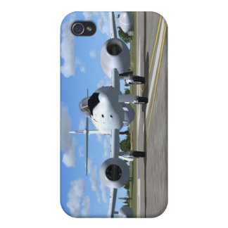 Gloster Meteor Jet Fighter Plane iPhone 4/4S Cases