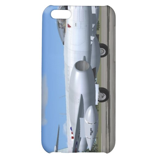 Gloster Meteor Jet Fighter Plane iPhone 5C Covers
