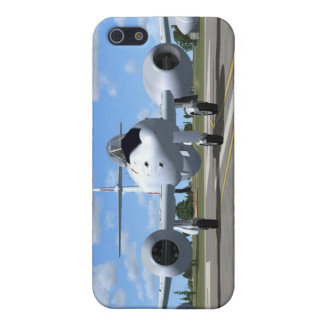 Gloster Meteor Jet Fighter Plane iPhone SE/5/5s Case