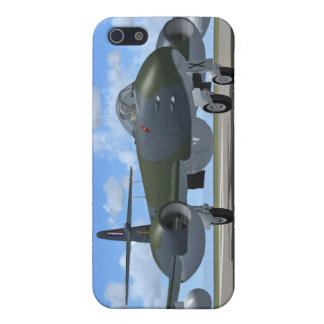 Gloster Meteor Jet Fighter Plane iPhone SE/5/5s Cover