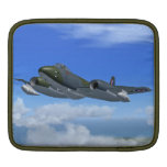 Gloster Meteor Jet Fighter Plane Sleeves For iPads