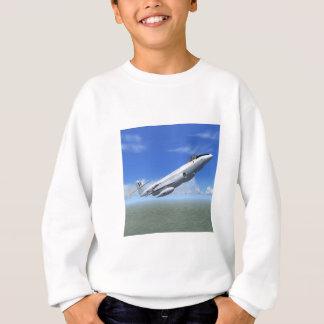 Gloster Meteor Jet Fighter Plane Sweatshirt