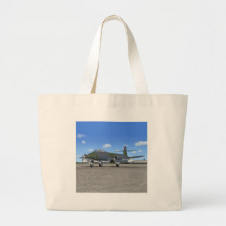 Gloster Meteor Jet Fighter Plane Tote Bags