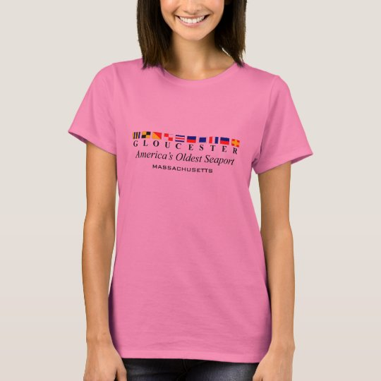 Gloucester - America's Oldest Seaport T-Shirt