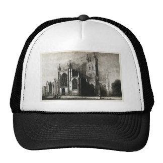 Gloucester Cathedral Mesh Hats