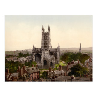 Gloucester Cathedral I, Gloucestershire, England Postcard