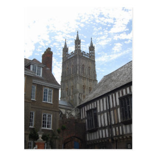 Gloucester Cathedral Postcard