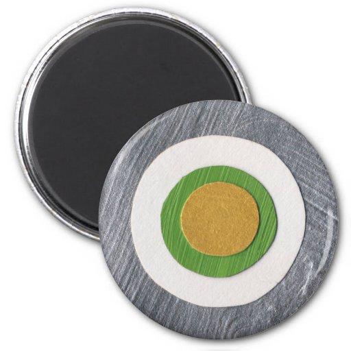 Gloucester Circle Magnet